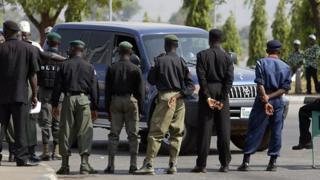 Police Nigéria