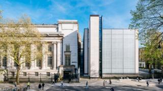 El nuevo Centro Mundial de Conservación y Exhibiciones es una extensión del Museo Británico
