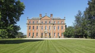 Mawley Hall