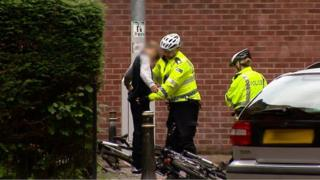 Police Scotland stopped and searched 3,000 children