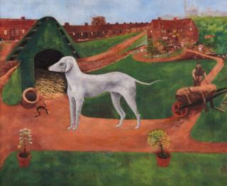 The Bedlington Terrier