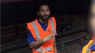 Butt during his time working at TFL