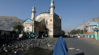Afghanistan, masjid
