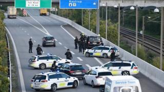 پلیس دانمارک