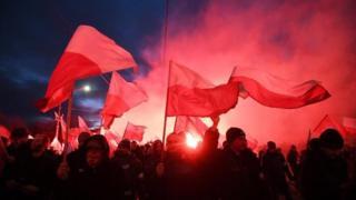 Марш в Варшаве