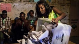 केन्या चुनाव