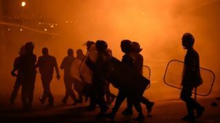 ереван, армения, протесты, Учредительный парламент, Сасна црер
