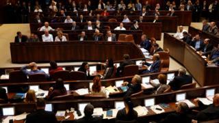 التعديل التشريعي يشترط موافقة ثلثي أعضاء الكنيست على أي تصويت بشأن مستقبل القدس
