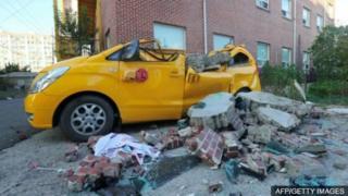 เหตุแผ่นดินไหวขนาด 5.4 ที่เมืองโพฮัง ทำให้อาคารบ้านเรือนกว่า 1,000 หลังและรถยนต์หลายคันได้รับความเสียหาย