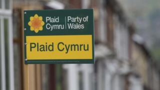 Logo Plaid Cymru