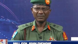 Major-general John Enenche