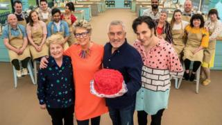 Great British Bake Off hosts, judges and contestants