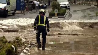 Потоп в Испании