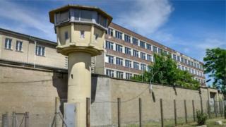 Berlin'deki Stasi Müzesi