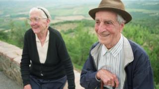 старша пара