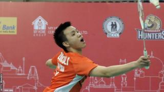 Zulfadli Zulkiffli, badminton