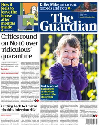 The Guardian June 2