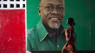 Madaxweynaha dalka Tanzania, John Magufuli