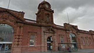 Nottingham railway station
