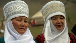 Qirgʻiz ayollari