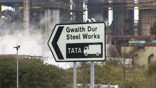 Tata sign