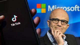 Satya Nadella and TikTok