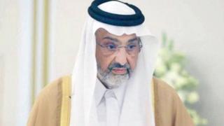 Cabdallah Bin Cali Al-Thaani