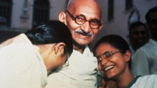 ভারত গান্ধী যৌনতা