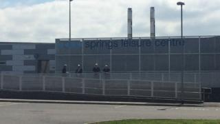 Springs Leisure Centre, Sheffield