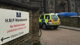 Ambulance service prisons