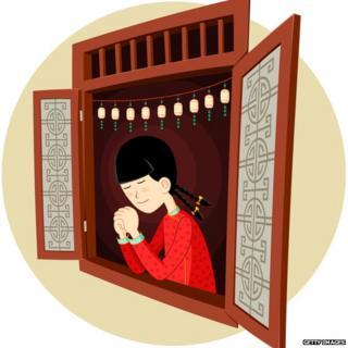 चिनी मुलगी