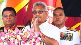 இலங்கை ஜனாதிபதி தேர்தல் முடிவு