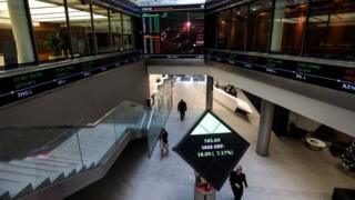 London Stock Exchange entrance