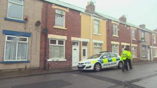 Police on Rydal Street
