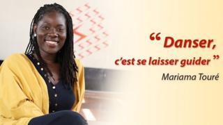 Mariama Touré, Fondatrice de l'école de danse, The Dance Hall à Dakar (Sénégal).