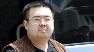 คิม จอง นัม (ภาพจากปี 2001) เป็นลูกชายคนโตของนายคิม จอง อิล อดีตผู้นำเกาหลีเหนือ