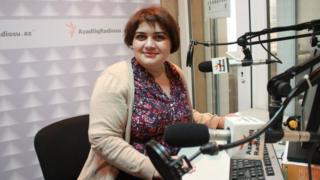 Khadija Ismayilova (file pic)