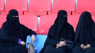 Perempuan Arab Saudi