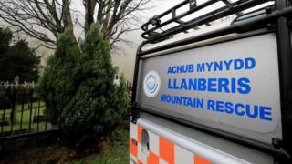 Achub Mynydd Llanberis