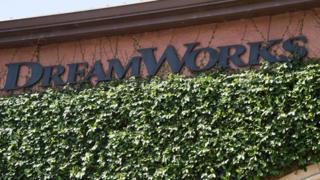 Dreamworks sign