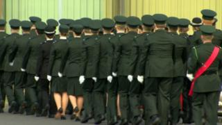 PSNI recruits at graduation ceremony