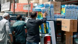 بغداد وقعت بين فكي كماشة طهران وواشنطن