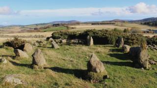 Алфордский каменный круг