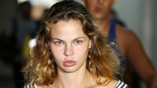Anastasia Vashukevich in Thai prison, 15 Jan 19