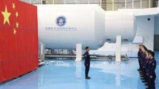 Chinese astronauts
