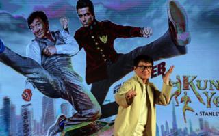 成龙新片《功夫瑜伽》(Kung Fu Yoga)本周在印度上映。