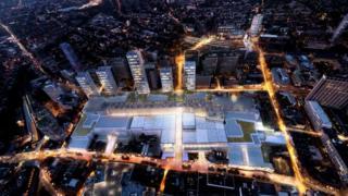 Proposed Croydon Westfield