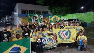 Grupo Direita Amazonas
