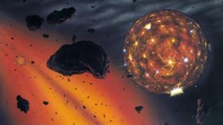 meteor gezegen