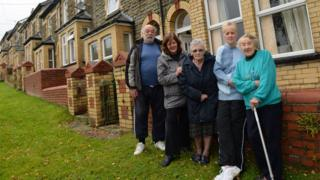 Residents affected by lack of mail